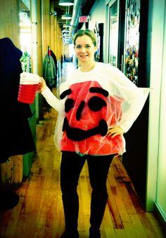 Oh Yeah! Kool-aid Man Costume 2013.