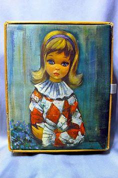 """I LOVE Margaret Keane's """"Big Eyes"""" paintings!"""
