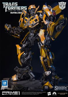 Transformers Bumblebee Polystone Statue by Prime 1 Studio | Sideshow Collectibles