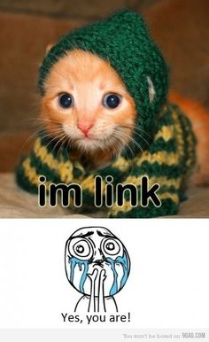 oy. kittens are cute. comic kittens are cuter