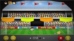 Kafa futbolu teke tek oynanan ve heyacnlı maçlar yapabileceğiniz muhteşem bir oyun hemen oynamak için tıklayın http://www.kafatopuoyunu.com