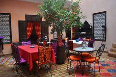 Patio - Riad Bahia - Marrakech