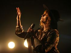 Singer Florence Welch of Florence And The Machine perfoms onstage on June 3, 2015 in New York City.   Ilya S. Savenok, Getty Images for iHeart Media