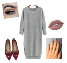"""Untitled #131"" by sundancequeen ❤ liked on Polyvore featuring Charlotte Olympia and Lime Crime"