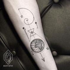 69 tattoo designs by emerging Turkish artist