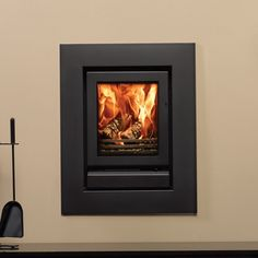 Stovax Riva 40 Inset Multifuel / Woodburning Stove