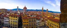 Florence in the sunshine