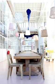 Piet Hein Eek Restaurant | Eindhoven, The Netherlands