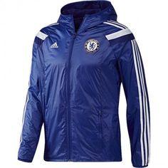 Adidas Chelsea FC Anthem Jacket English Premier 856f23858c913