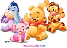 Good Baby pooh bear and friends I didn ut even know there was a line of baby Winnie the Pooh characters Love them better then the grown up Winnie