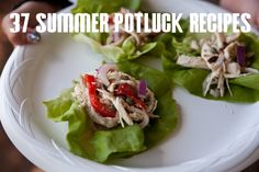 37 Eat well, spend Dishes for Summer