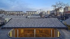 Tea house in Hutong (1)