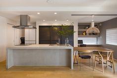 Zen Kitchen, Japanese Kitchen, Kitchen Living, Kitchen Decor, Kitchen Design, Apartment Kitchen Storage Ideas, Small Apartment Kitchen, Kitchen Interior, Built In Kitchen Appliances