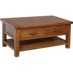 Three Posts Stony Point Coffee Table with Magazine Rack