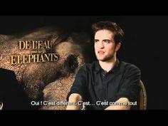 Robert Pattinson Talks Kissing, Kissing & More Kissing (Funny interview!!)