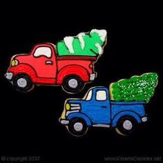Cookie trucks