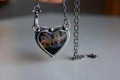 Love of Birds Refuge Pendant. Keep Jewelry, Heart Jewelry, Stone Jewelry, Metal Jewelry, Pendant Jewelry, Jewelry Art, Jewelry Accessories, Jewelry Design, Jewelry Making