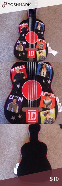 One Direction Pillow One Direction Pillow Accessories