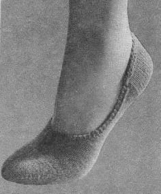 Toe Warmers - Footlets, use these inside your boots.These are made of fine yarn and can even be worn inside shoes during Fall and Spring seasons for extra warmth.