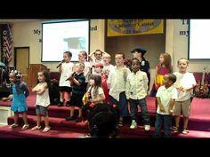 Cutest Preschool Graduation Song Ever (Von 2012) - YouTube