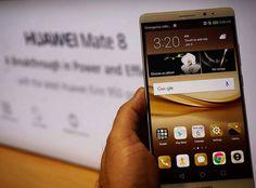 @Regrann from @alexmedela -  El nuevo smartphone #Huawei #Mate8 estará disponible en #Panamá en el mes de marzo! #Regrann