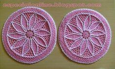 Toalhinha flores rosa