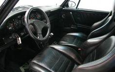 1986 Porsche 930 Ruf Turbo Interior