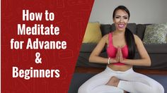 How to Mediate | Mediation 101 in Yoga