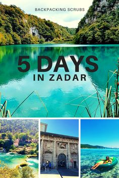 Croatian Coast, Short Break, Eastern Europe, Where To Go, Waterfalls, Don't Forget, Beaches, Gem, National Parks