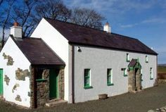 Drumaneir Cottage, Carrickmore, Co Tyrone (Sleeps 1-10) Self Catering Holiday Cottage in Northern Ireland.