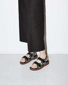 Marni   Velcro Fussbett Sandal