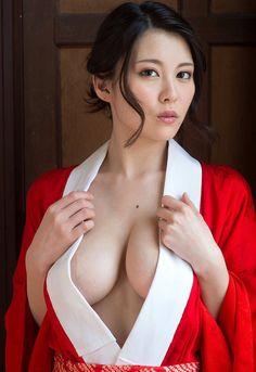 Offering herself- China Matsuoka