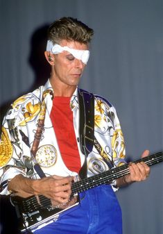 David Bowie And Tin Machine Performing At The Brixton Academy, London, Britain - David Bowie Get premium, high resolution news photos at Getty Images Angela Bowie, David Bowie Born, David Bowie Tribute, David Jones, Duncan Jones, Tin Machine, David Bowie Fashion, Brixton Academy, Bowie Starman