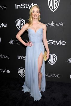 Greer Grammer - The Most Gorgeous After Party Looks from the 2017 Golden Globes - Photos