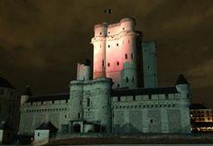 Chateau de Vincennes Paris