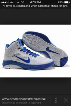 a11b206a8a39 Where Can I purchase Nike Zoom Hyperfuse XDR Blue White 407622 107 Sneakers