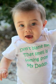 So getting this for our little one. Here comes payback Alex! ;)  Shop TheIttyBitty on Etsy.