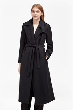 Flight Twill Tie Waist Coat