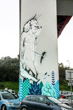Tamara Alves. Alcântara, Lisbonne