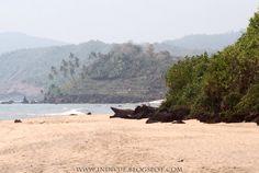 Cola Beach, Goa, India