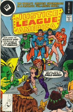 Cover for Justice League of America (DC, 1960 series) #158