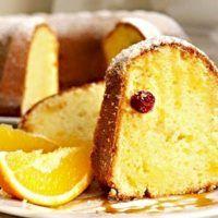 Recept : Tvarohová bábovka s pomerančem | ReceptyOnLine.cz - kuchařka, recepty a inspirace