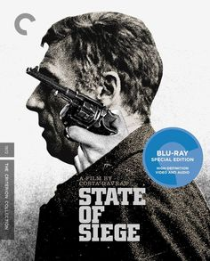 State of Siege - Blu-Ray (Criterion Region A) Release Date: May 26, 2015 (Amazon U.S.)