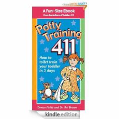 Amazon.com: Potty Training 411: Kiss Goodbye Those Diaper Changes After 3 Days! Answers a lot of what ifs and questions about gauging if your child is ready for potty training.  Doesn't present a clear clean cut method for potty training.    For more encouragement and tips for moms,  check us out at:  http://www.everythingsahm.net/