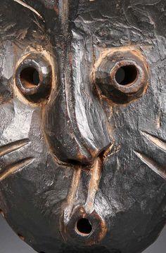 Pende Deformity Mask - McCue Tribal Arts