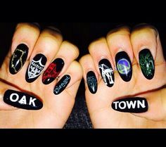 #Zendaya #Nails
