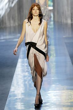 Nina Ricci (Theyskens)  | Spring 2008 Ready-to-Wear Collection