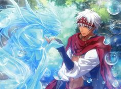 anime wand of fortune | Wand of Fortune ~ Bilal | Anime~Games Male | Pinterest