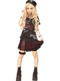 SEX POT ReVeNGe/ Custom SCREW ME Layered Cutsew / See more at http://www.cdjapan.co.jp/apparel/sexpot.html #harajuku #punk fashion