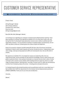 Customer Service Representative Cover Letter Sample Resume Genius pertaining to Client Care Letter Template - Professional Templates Ideas Sample Resume Cover Letter, Resume Cover Letter Examples, Good Resume Examples, Cover Letter Template, Letter Templates, Resume Templates, Invitation Templates, Best Cover Letter, Job Cover Letter